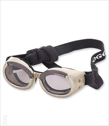 ILS Metallic Chrome Doggles (smoke lens)-$21.99