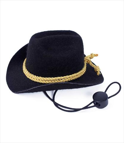 Cavalry Cowboy Hat for Small Dogs-$19.99